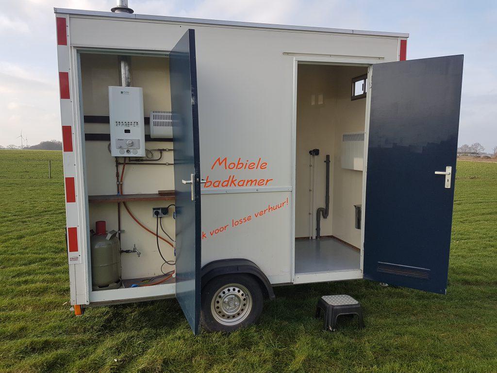 Mobiele Badkamer Huren : Verhuur toiletwagens en mobiele badkamers u2013 barlo.nl